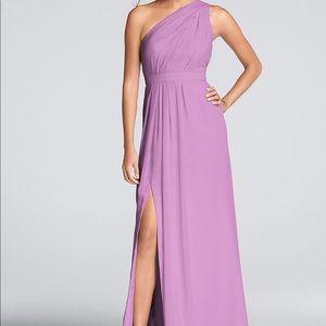David's Bridal Size 2 Bridesmaid Dress